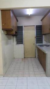 Saujana Apartment Damansara Damai [G/F + Kitchen Cabinet] Hurry Up
