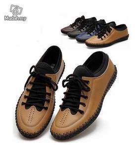 British Casual Shoes handmade leather