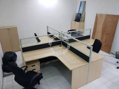 Cluster of Four office table