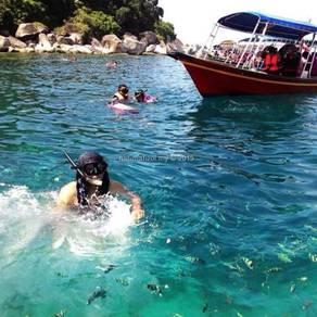 Pakej Pulau Perhentian Kecil