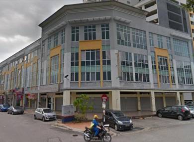 GOOD BUY 4 Storey 4,208 sq.ft Corner Shop SEGi College Kota Damansara