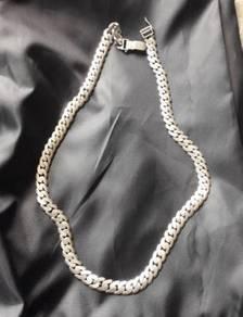 Rantai silver condition 9/10