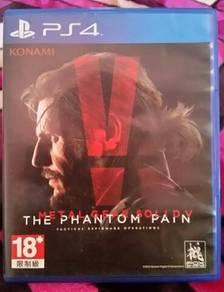 PS4 Metal Gear Solid V Phantom Pain MGS R3