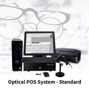 GST Optical POS System Standard Package