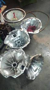 Nissan GT-R 35 recondition flywheel bell housing