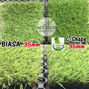 Premium 18 Stitches Artificial Grass Rumput Tiruan