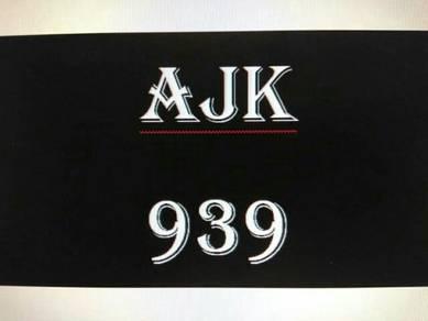 No comey AJK 939