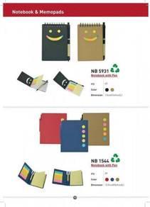 Notebook & Non Woven Bag