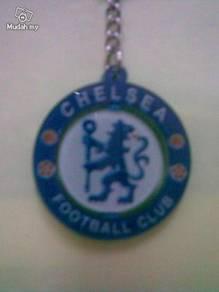 Chelsea FC 3-Layer Plastic Rotatable Key Chain