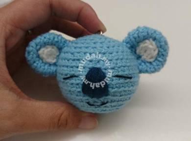 BT21 Koya - keychain Amigurumi/ crochet