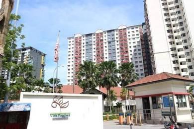 Apartment vista pinggiran, seri kembangan for sale