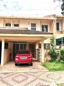 Rumah Teres 2 tingkat Presint 11 Putrajaya
