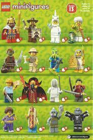 Lego Minifigures Series 13 71008 1 set 16 packs