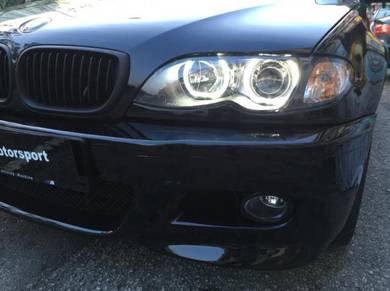 Bmw facelift E46 F SERIES projector head lamp