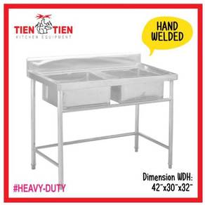 SS/SK04 Stainless Steel Sink Double