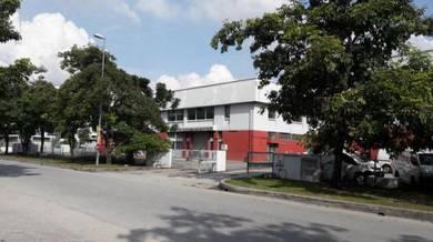 1.5 Storey Semi Detached Factory, Taman Industri Puchong