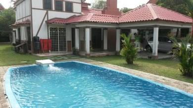 Private villa in AFamosa Resort