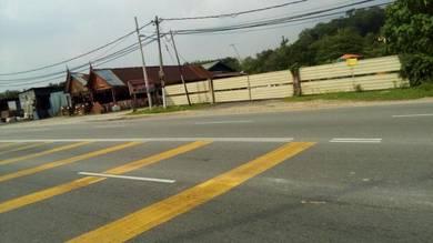 Tanah Tepi Jalan Utama Sg Buloh