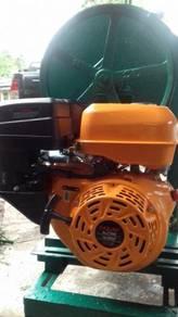 Mesin chopper pelepah sawit rumput