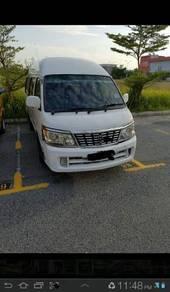 Toyota hiace Jin Bei