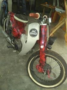 Streetcub c70