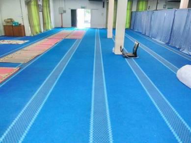 MOSque karpet Pembekal Utara