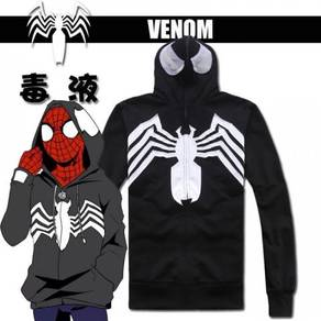 Marvel spiderman Venom sweater hoodie