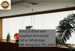 BestSeller Vertical Blind - With Install t9h394t3