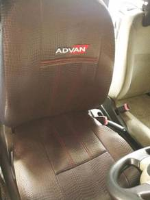 New myvi seat cover fiber kain
