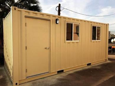 Air-cond Cabin Dongo site