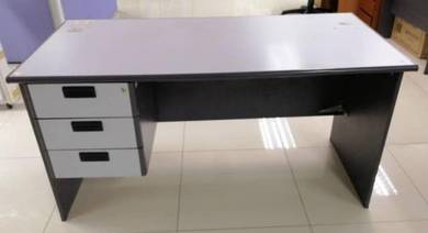 Meja Tulis Writing Table L5' Grey * N23 F