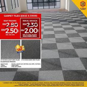 Carpet tiles with specia promo-buy now & save more