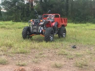 Atv motor 300cc 4x4 LEM NEW motor (penang)