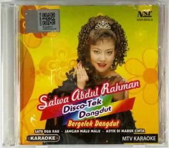 Salwa Abdul Rahman Disco-Tek Dangdut Bergelek VCD