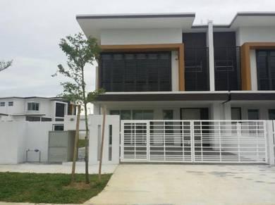 New Freehold 2 Storey Teres 20x65 0 Down Payment nr Sungai Merab Bangi