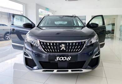 New Peugeot 3008 for sale
