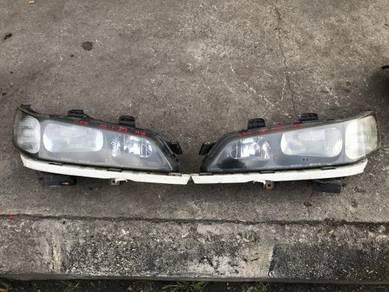 No 15-1-29 Lampu Smoked Hid Honda Accord CF4 Jpn