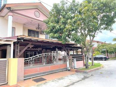 [ Corner + Renovated ] Rumah Teres Seksyen 8 Bandar Baru Bangi