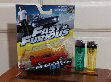 Fast & Furious 1969 DODGER CHARGER DAYTONA Limited