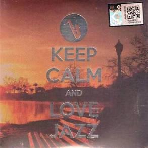 CD Keep Calm and Love Jazz 2CD