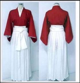 Rurouni Kenshin Samurai X cosplay costume
