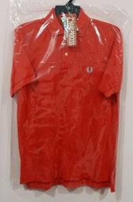 Rare fred perry polotshirt merah japan