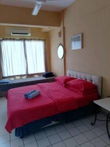 Apartment 2 bilik di Paradise Lagoon Corus