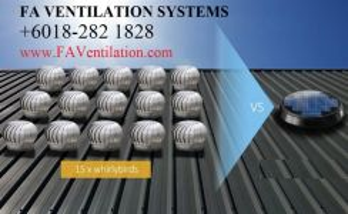 11DVKC FA Solar Powered Roof Ventilator > Germany