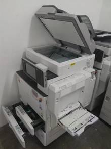 Multi machine color copier mpc5502