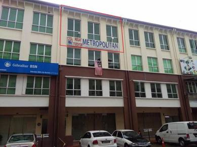 Furnished Tuition Centre / Office / Hall, Greentown Avenue, Ipoh Perak