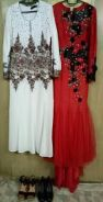 Baju Akad Nikah & Sanding