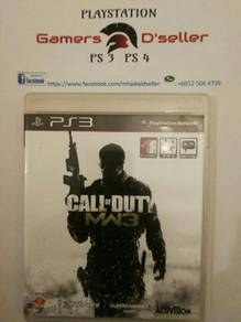 PS3 Game - Call Of Duty MW3
