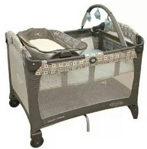 Used Graco Baby Cot to Let Go