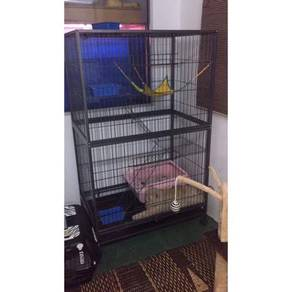 Cat Cage Stell Aquatic